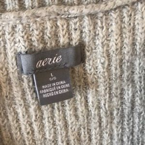aerie Sweaters - Oversized fluffy sweater